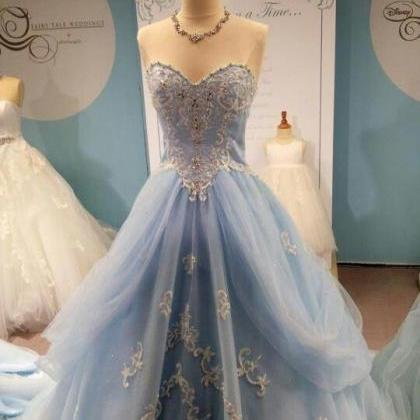 Princess Prom Dresses, Tiered Fluff..