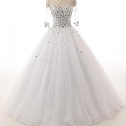 Wedding Dress Wedding Dresses Tulle..