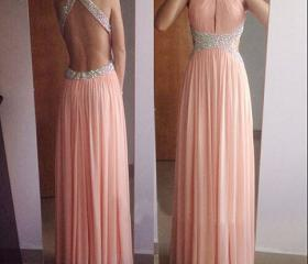 Halter Neck Long Chi..