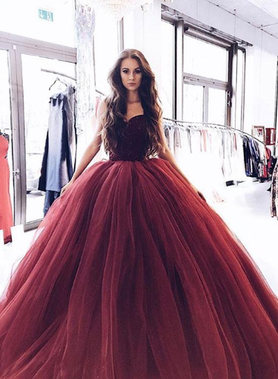 Prom Dresses Ball Gown