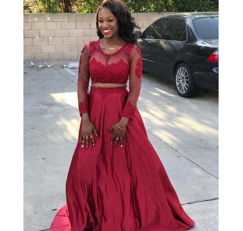 Pageant Gowns African Prom Dresses Sexy Cheap Plus Size Formal