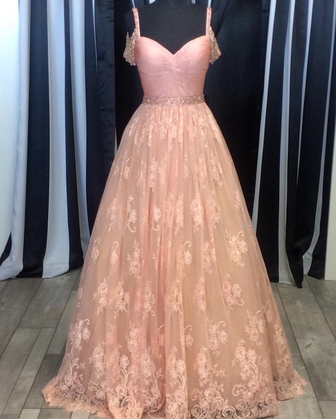 966c99f8d415a New Arrival Prom Dress,Modest Prom Dress,blush pink lace ball gowns prom  dress 2017 women's sweetheart formal dress with beaded straps