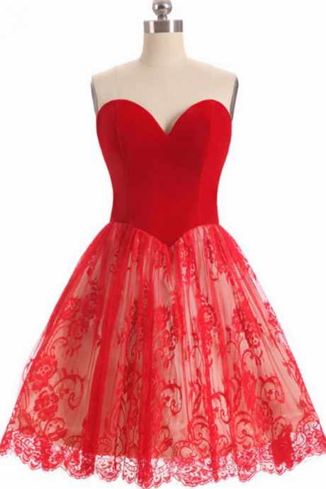 Homecoming dresses Sweetheart brief paragraph coat shirtless mini organza , cocktail party