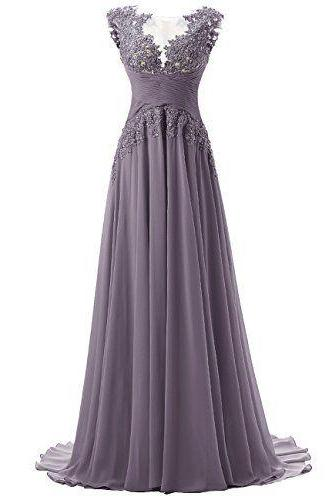 New Arrival Prom Dresses,Gray Floor-Length Prom Dresses,Sweet 16 dresses,Graduation Gowns,Grey prom Dresses