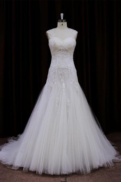 Charming Wedding Dress,White Wedding Dresses