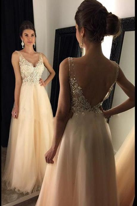 Prom Dress,Ball Gown Prom Dress,Long Prom Dress,Evening Formal Dress