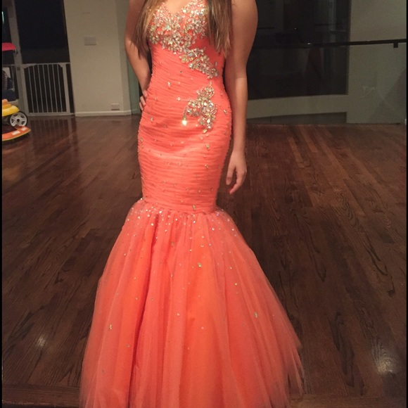 Prom Dresses,Tulle Prom Dress,Sexy Prom Dress,Mermaid Prom Dresses, Formal Gown,Evening Gowns,Sparkly Formal Dress,Prom Gown For Teens