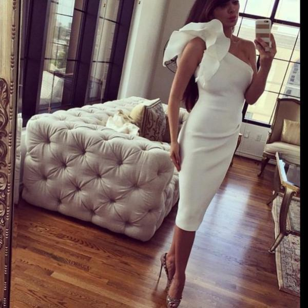 White Homecoming Dress,Homecoming Dresses,Homecoming Gowns,Prom Gown,Sweet 16 Dress,Homecoming Dress,Cocktail Dress,Evening Gowns